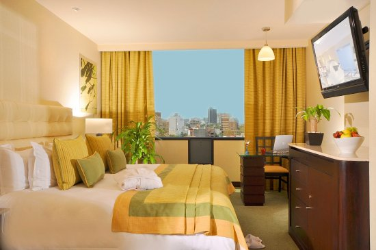 Marquis Reforma Hotel & Spa: Deluxe Garden View
