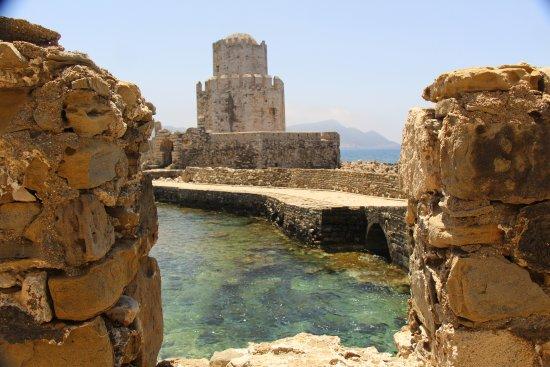 Olympia: Крепость Ментони