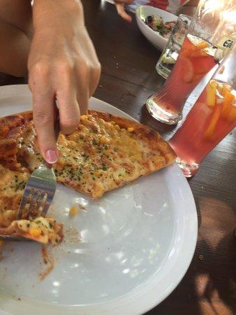 Hodmezovasarhely, Ungern: Hordó Pizzéria & Pub
