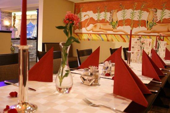 Moderne Innenräume! - Bild von Atlantis Restaurant, Radebeul ...