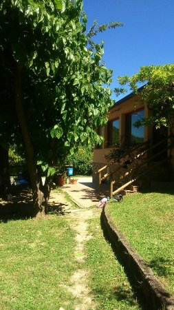 restaurant la curenya jardiny terraza agradable entorno