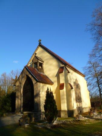 Tiergehege Waldhaus