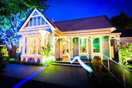 Photo of Seafood Restaurant Dux Dine at 28 Riccarton Road, Christchurch, New Zealand