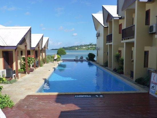Pool & Pool Side Rooms