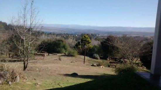 Vista del Condor: Vista desde Cabaña 1