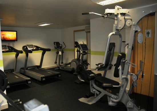 Holiday Inn Cancun Arenas: Fitness Center