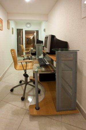 Holiday Inn Cancun Arenas: Business Center