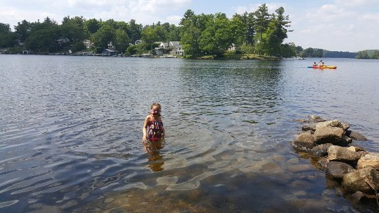 Otis, MA: Great family camping trip!