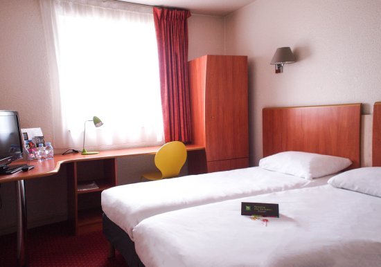 Ibis Styles Le Mans Gare Sud : Chambre Twins