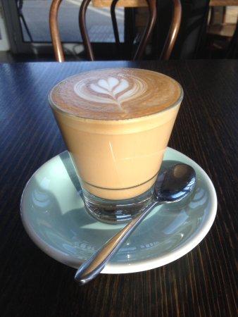 Rowville, Avustralya: The perfect Latte