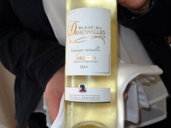 Sclafani Bagni, Italien: Bianco francese