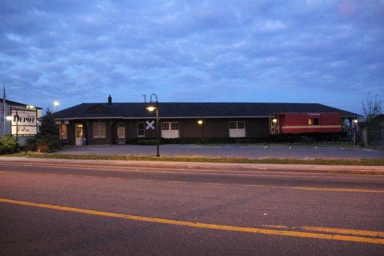 Crossville Depot
