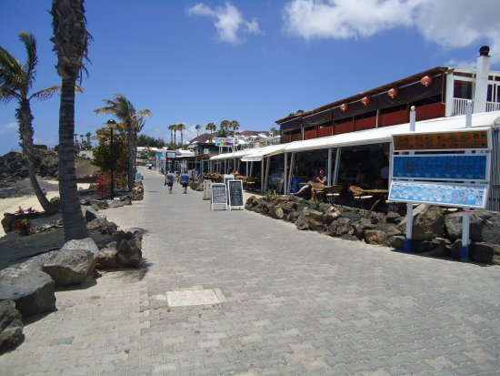 Holiday Village Flamingo Beach Resort Lanzarote Reviews