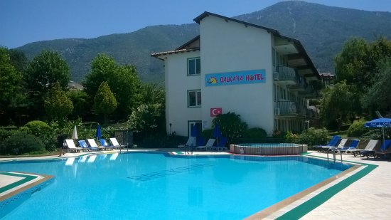 Pool - Balkaya Hotel Photo
