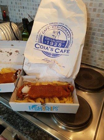 Best Fish And Chips Restaurant Glasgow
