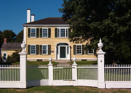 King Caesar House, Duxbury