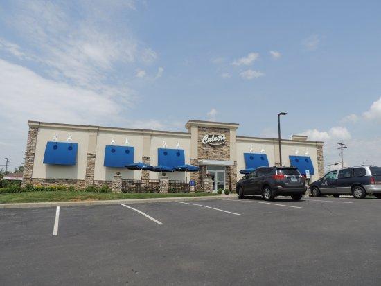Nicholasville, Κεντάκι: Culver's restaurant