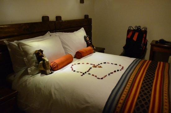 Llama Path: Perfect hotel in Aguas Calientes. La Cabana.
