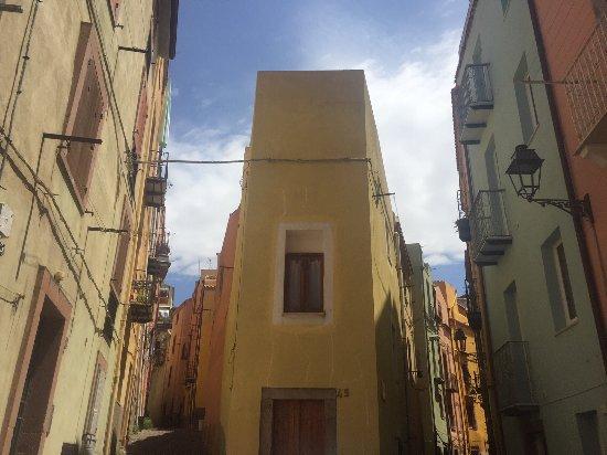 San Pietro (Bosa): Bosa