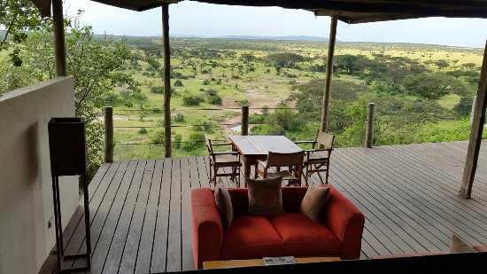 Safari camp in award winning community wildlife conservancy