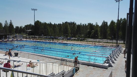 Leppävaara Swimming Pool