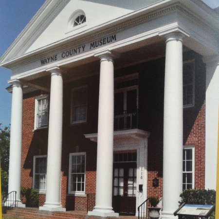 Goldsboro, Carolina del Norte: Wayne County Museum