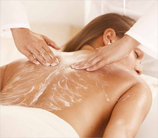 Allure Day Spa : Best Body treatment-body polish NYC