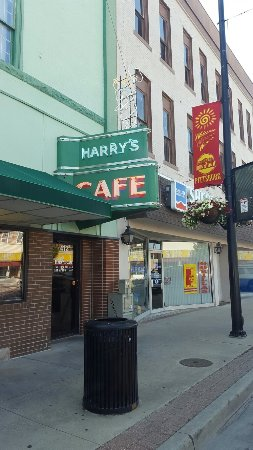Pittsburg, KS: Harry's Cafe