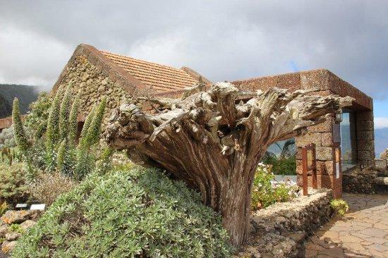 Valverde, İspanya: Restaurnat Mirador de la Pena