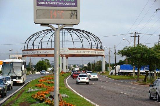 Portico of São José dos Pinhais