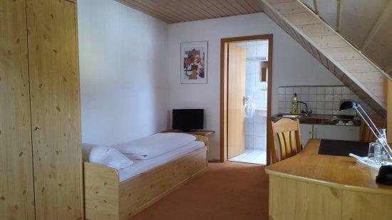 Hotel Gaestehaus Langhammer : Zimmer 1