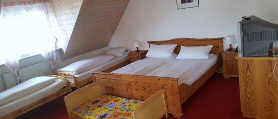 Hotel Gaestehaus Langhammer : Zimmer 8