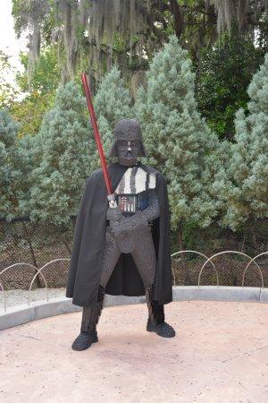 LEGOLAND Florida Resort: Darth Vader