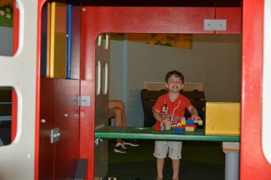 LEGOLAND Florida Resort: Playgorund area