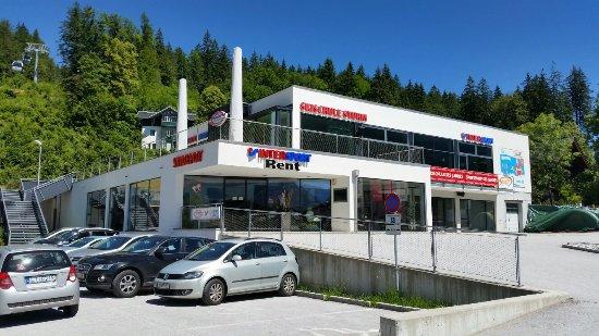 Skischule Sturm Almenwelt Lofer