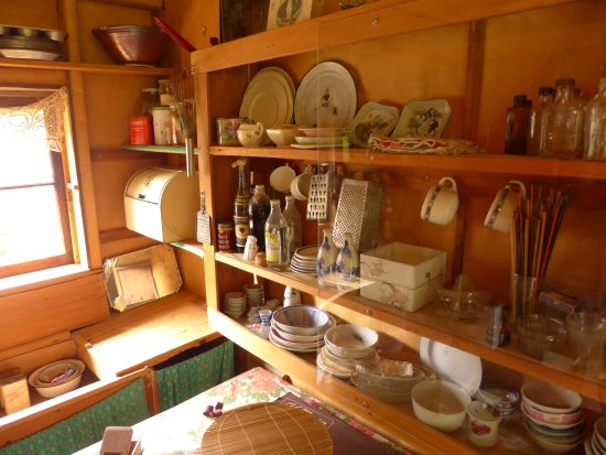 Nikkei Internment Memorial Centre: Kitchen