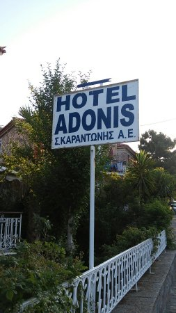 Adonis Hotel & Studios