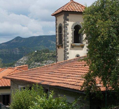 San Godenzo, Italia: pranzo domenicale a Castagno d'Andrea