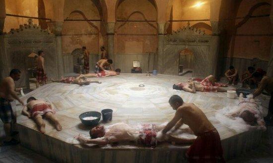 Çemberlitaş Hamamı: Cemberlitas Hamami