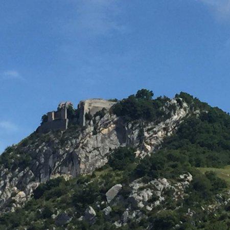 La Bastilla: Ruins nearby