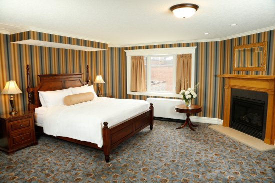 Red Wing, MN: Queen of the Mississippi Suite