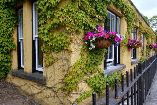 Dunraven Arms Hotel in Adare, Ireland