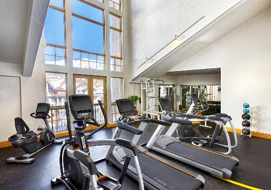 Fairmont Heritage Place, Franz Klammer Lodge: Fitness Center