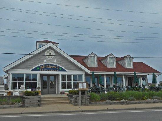 Mcaloon S Restaurant On Block Island