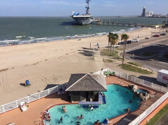 Radisson Hotel Corpus Christi Beach Room With A View