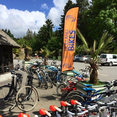 Dol-de-Bretagne, Fransa: Holland Bikes Les Ormes