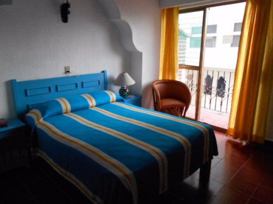 Encino Hotel: Hotel Encino, Puerto Vallarta, my room