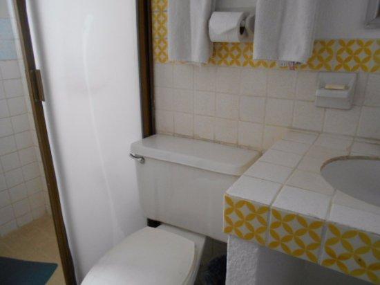 Encino Hotel: Hotel Encino bathroom, Puerto Vallarta