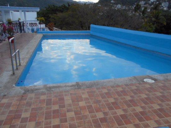 Encino Hotel: Hotel Encino rooftop pool
