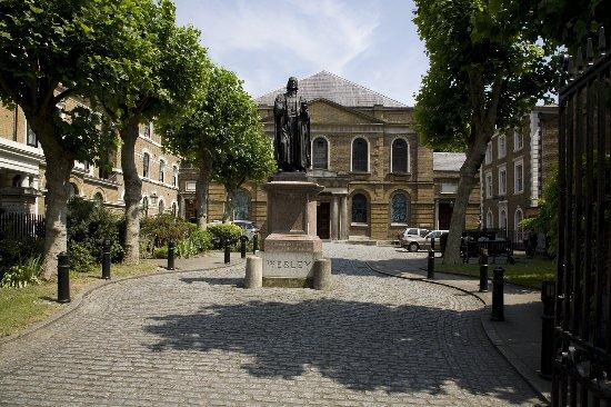 Wesley's Chapel & Museum of Methodism